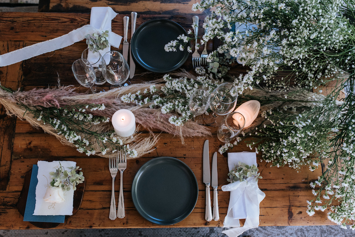 Ethereal Garden South African Wedding Inspiration With Ultra Cool Wedding Dresses – Marilyn Bartman 7