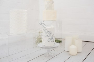 Funky & Creative All White Wedding Inspiration – The Vintage House That Could 6