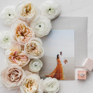 How to Style Your Engagement Session for the Perfect Save The Date – Minted Weddings 68