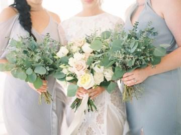 Intimate Southern Boho Beach Wedding in Charleston – Ava Moore Photography 2