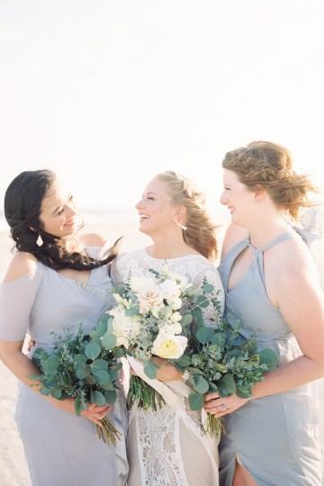 Intimate Southern Boho Beach Wedding in Charleston – Ava Moore Photography 26