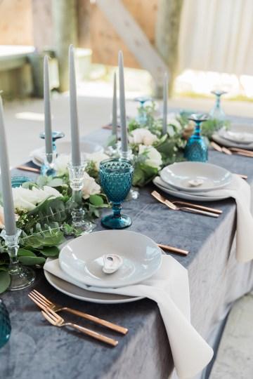 Intimate Southern Boho Beach Wedding in Charleston – Ava Moore Photography 37
