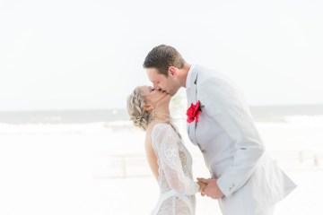 Intimate Southern Boho Beach Wedding in Charleston – Ava Moore Photography 5