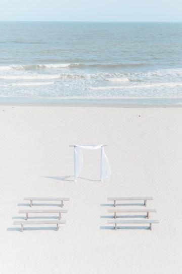 Intimate Southern Boho Beach Wedding in Charleston – Ava Moore Photography 60