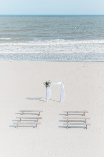 Intimate Southern Boho Beach Wedding in Charleston – Ava Moore Photography 63