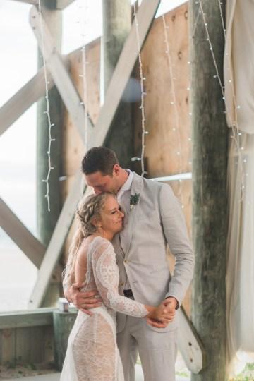 Intimate Southern Boho Beach Wedding in Charleston – Ava Moore Photography 67