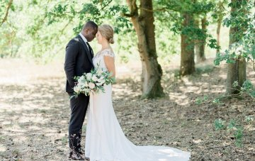 Two High-School Sweethearts' Light & Airy Belgian Wedding