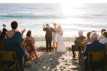 Real Bride Diary – Wildly Fun and Intimate Baja Beach Wedding of Claire Eliza and Jack – Corinne Graves 12