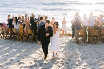 Real Bride Diary – Wildly Fun and Intimate Baja Beach Wedding of Claire Eliza and Jack – Corinne Graves 13