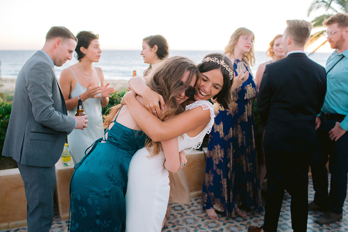 Real Bride Diary – Wildly Fun and Intimate Baja Beach Wedding of Claire Eliza and Jack – Corinne Graves 27