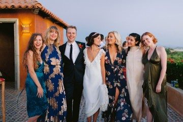 Real Bride Diary – Wildly Fun and Intimate Baja Beach Wedding of Claire Eliza and Jack – Corinne Graves 30