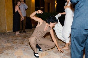 Real Bride Diary – Wildly Fun and Intimate Baja Beach Wedding of Claire Eliza and Jack – Corinne Graves 52