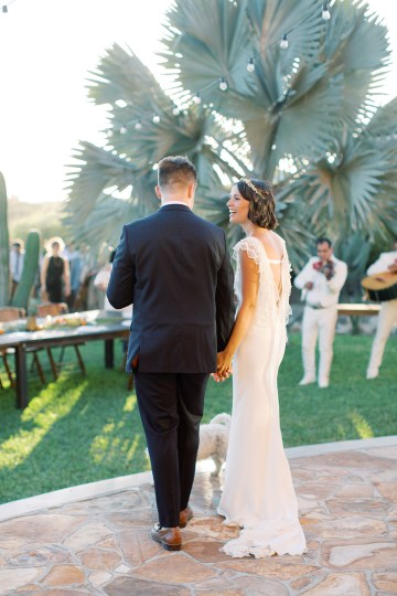 Real Bride Diary – Wildly Fun and Intimate Baja Beach Wedding of Claire Eliza and Jack – Corinne Graves 67