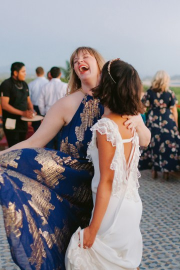 Real Bride Diary – Wildly Fun and Intimate Baja Beach Wedding of Claire Eliza and Jack – Corinne Graves 73