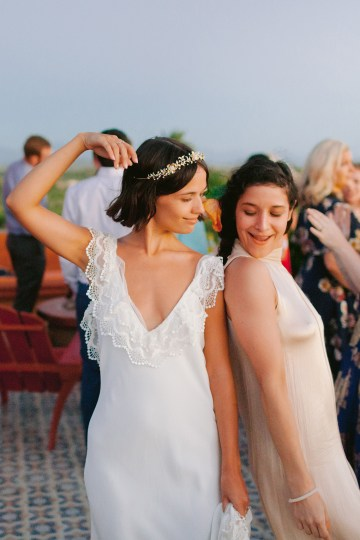 Real Bride Diary – Wildly Fun and Intimate Baja Beach Wedding of Claire Eliza and Jack – Corinne Graves 74