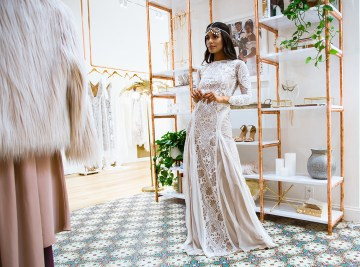 10 Reasons You Should Shop for Your Wedding Dress at The Grace Loves Lace NYC Boutique – Inca Gown 3