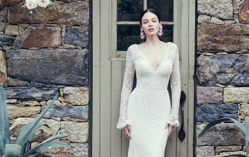 Find Your Dream Long Sleeve Wedding Dress At A Bridal Shop Near You!
