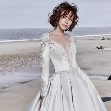 Dream Maggie Sottero Long Sleeve Wedding Dresses – Sottero and Midgley Brennon 4