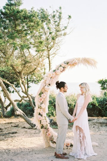 Dreamy Romantic Formentera Spain Honeymoon and Wedding Inspiration – Sandra Aberg 42