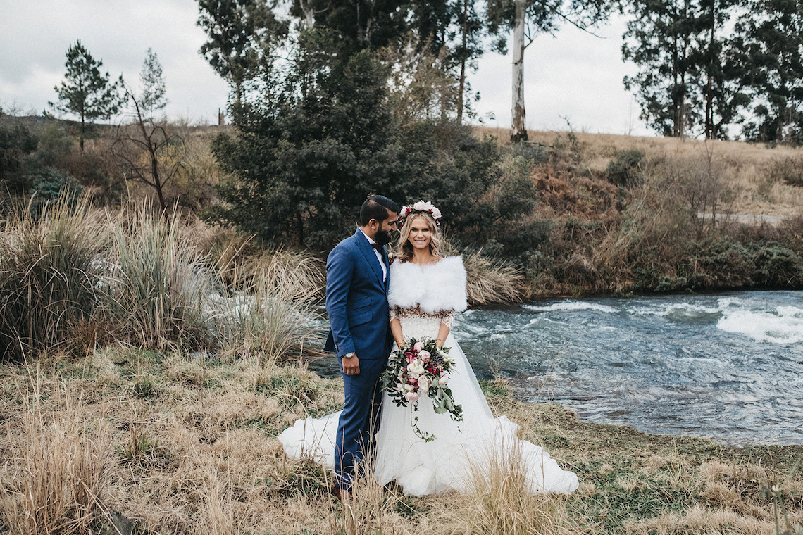 Floral-Rich Boho South African Winter Wedding – Dean Maber 14