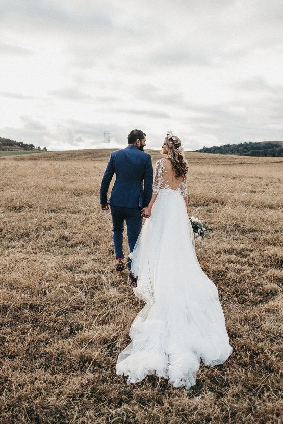Floral-Rich Boho South African Winter Wedding – Dean Maber 43