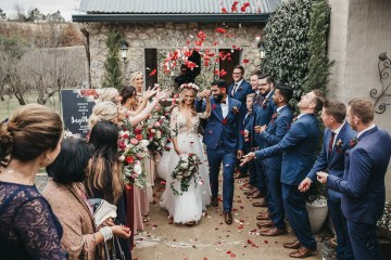 Floral-Rich Boho South African Winter Wedding – Dean Maber 8