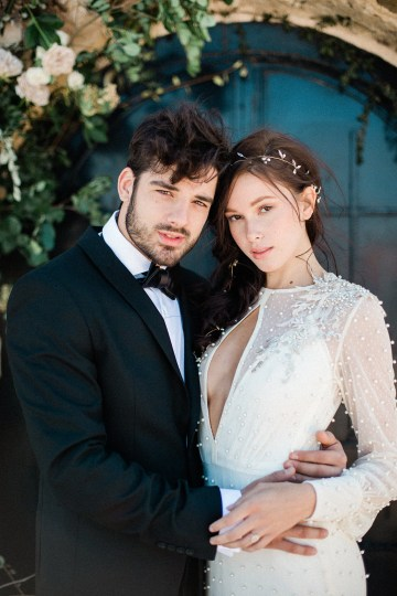 Luxurious Wedding Inspiration From An Ancient Greek Chapel – Nina Wernicke 12