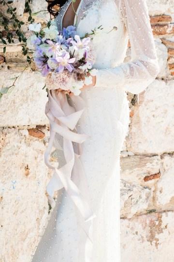 Luxurious Wedding Inspiration From An Ancient Greek Chapel – Nina Wernicke 22