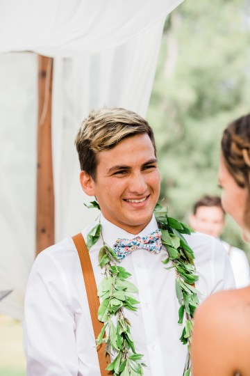 Playful and Intimate North Shore Oahu Beach Wedding – Chelsea Stratso Photography 17