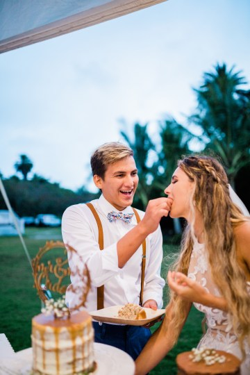 Playful and Intimate North Shore Oahu Beach Wedding – Chelsea Stratso Photography 42