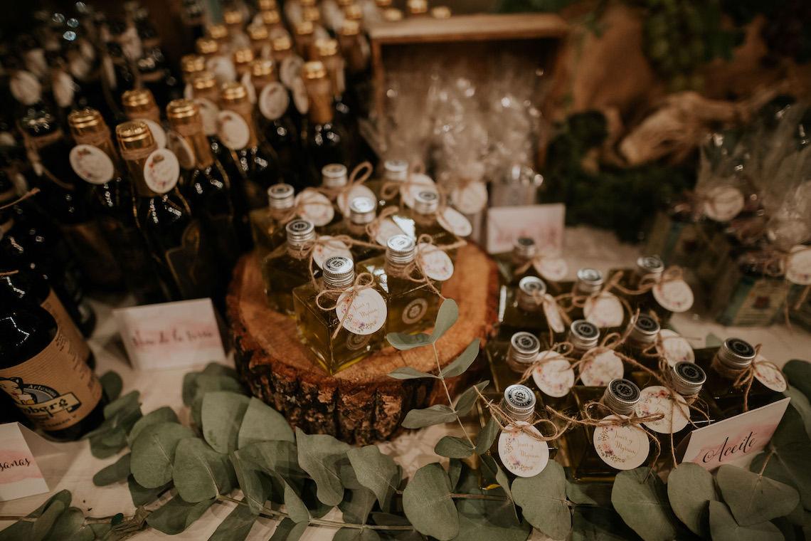 Romantic and Fashionable Spanish Boho Wedding – Javier Berenguer 11