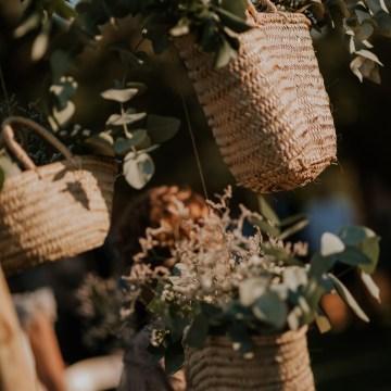 Romantic and Fashionable Spanish Boho Wedding – Javier Berenguer 26