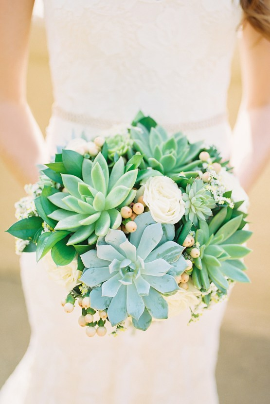 Rustic Succulent Filled Colorado Wedding With A Pretzel Bar – Sara Lynn 19