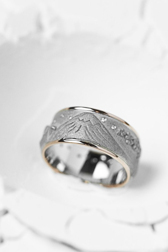Stunning Conflict-Free & Eco-Friendly MiaDonna Engagement Rings 3