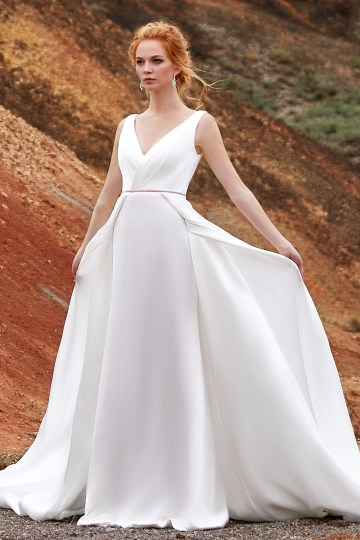 Affordable and Absolutely Showstopping Wedding and Bridesmaid Dresses By CocoMelody – Classic Collection 11