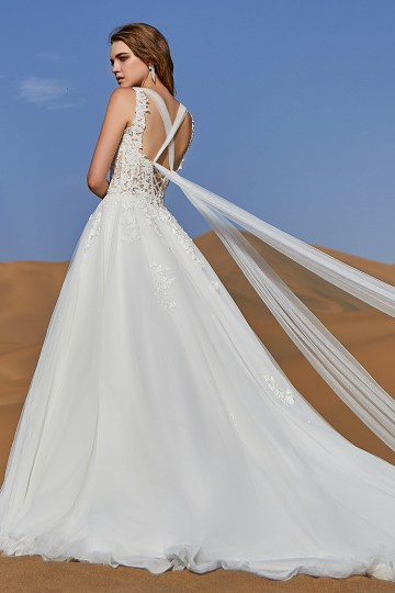 Affordable and Absolutely Showstopping Wedding and Bridesmaid Dresses By CocoMelody – Classic Collection 14