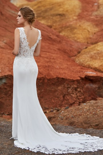 Affordable and Absolutely Showstopping Wedding and Bridesmaid Dresses By CocoMelody – Classic Collection 6