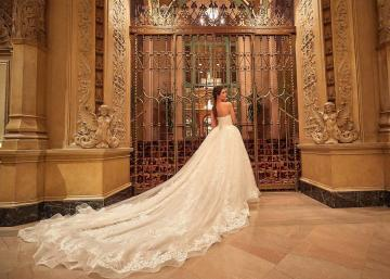 Affordable and Absolutely Showstopping Wedding and Bridesmaid Dresses By CocoMelody – Grace Luxury 3
