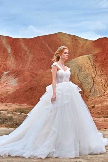Affordable and Absolutely Showstopping Wedding and Bridesmaid Dresses By CocoMelody – Grace Luxury 5