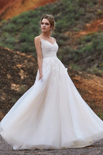 Affordable and Absolutely Showstopping Wedding and Bridesmaid Dresses By CocoMelody – Lily White Collection 12