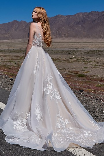 Affordable and Absolutely Showstopping Wedding and Bridesmaid Dresses By CocoMelody – Lily White Collection 14