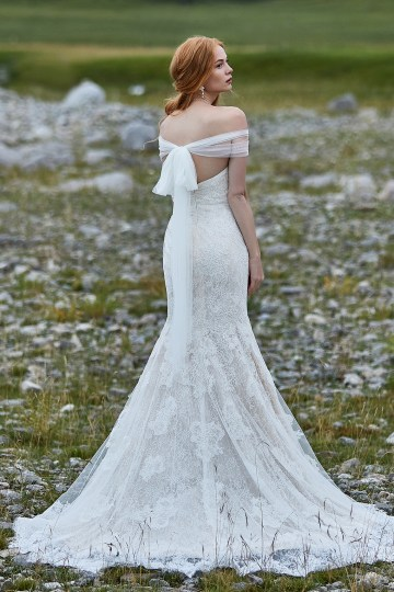 Affordable and Absolutely Showstopping Wedding and Bridesmaid Dresses By CocoMelody – Lily White Collection 5