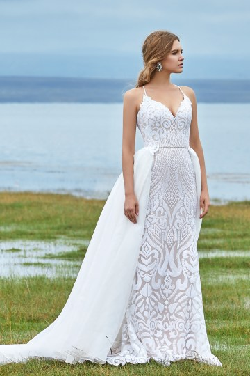 Affordable and Absolutely Showstopping Wedding and Bridesmaid Dresses By CocoMelody – Lily White Collection 6