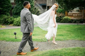 Cannon Beach Bonfire Wedding With Smores – Marina Goktas Photography 4