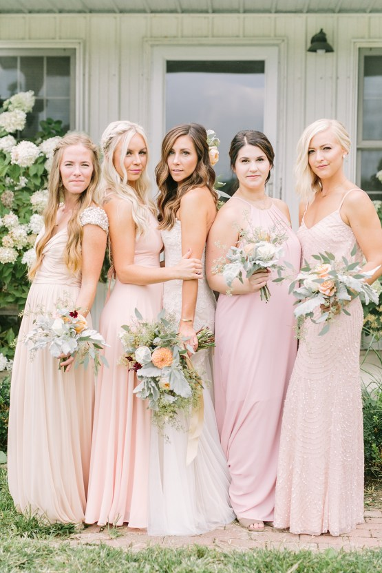 Eclectic Detail-filled Ohio Farm Wedding with a Donut Wall and Espresso Cart – Mandy Ford Photography 80
