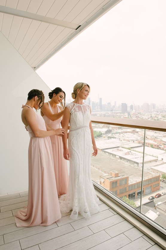 Industrial Chic Brooklyn Winery Wedding – Williamsburg Photo Studios 28