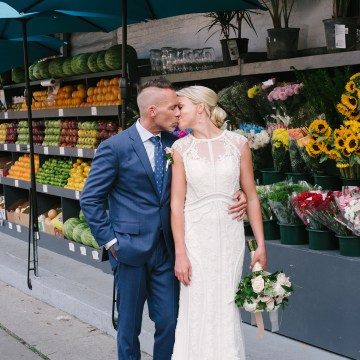 Industrial Chic Brooklyn Winery Wedding – Williamsburg Photo Studios 39