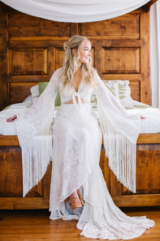 Relaxed Hawaiian Beach Wedding With Our Dream Rue De Seine Boho Wedding Dress – Absolutely Loved Photography 38