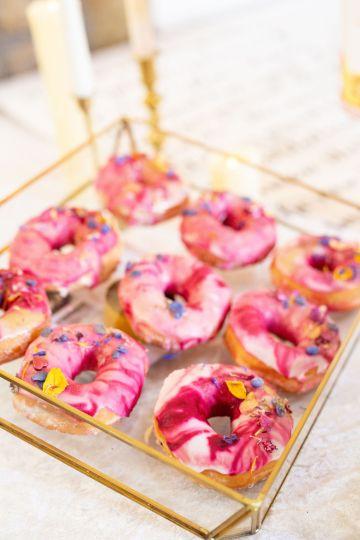 Vibrant Blossom Barn Wedding Inspiration With Creative Dessert Ideas – Deluxe Blooms – Natasha Cadman Photography 20