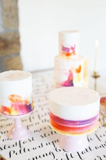 Vibrant Blossom Barn Wedding Inspiration With Creative Dessert Ideas – Deluxe Blooms – Natasha Cadman Photography 21